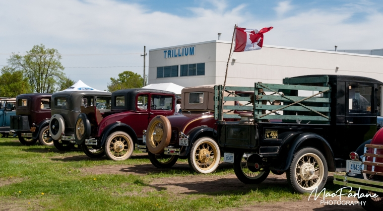 Line of Model A