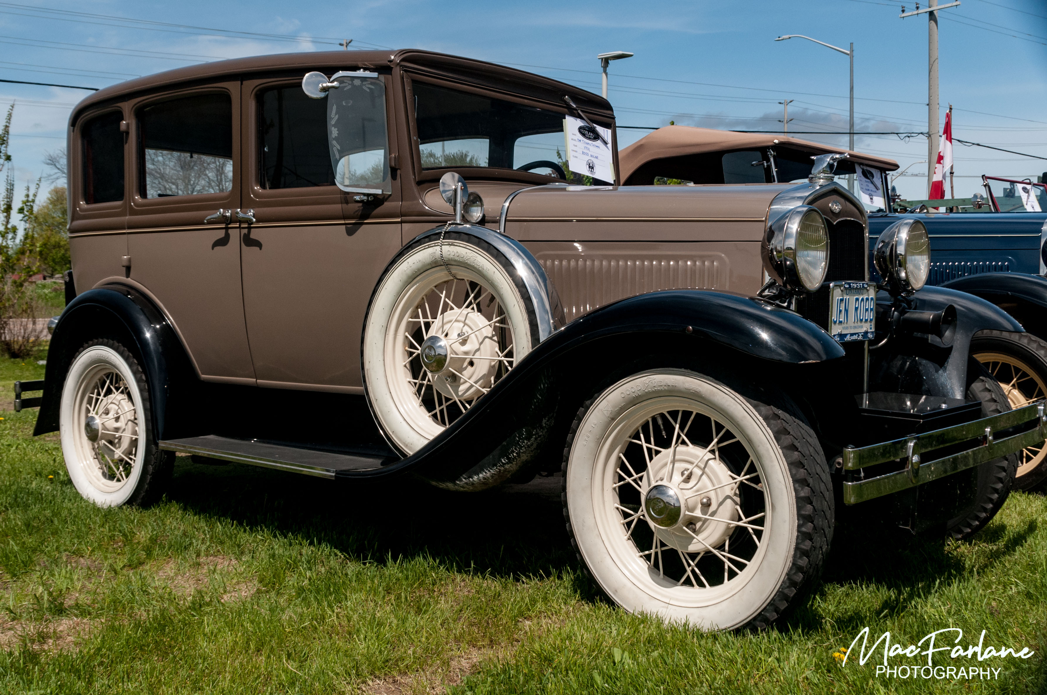 Brown Model A